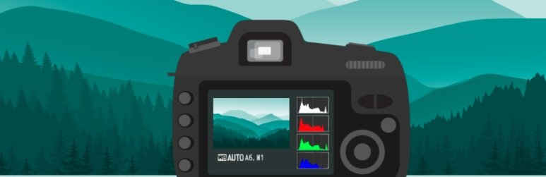 Histogram of a camera