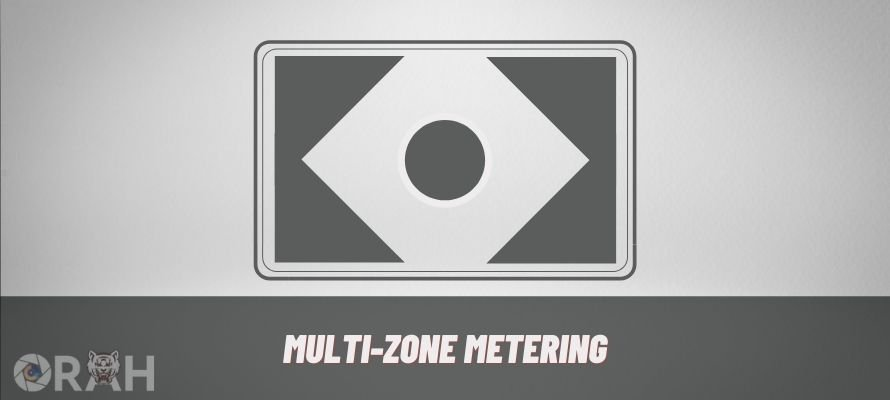 Image of Multi-Zone Metering Camera Technique