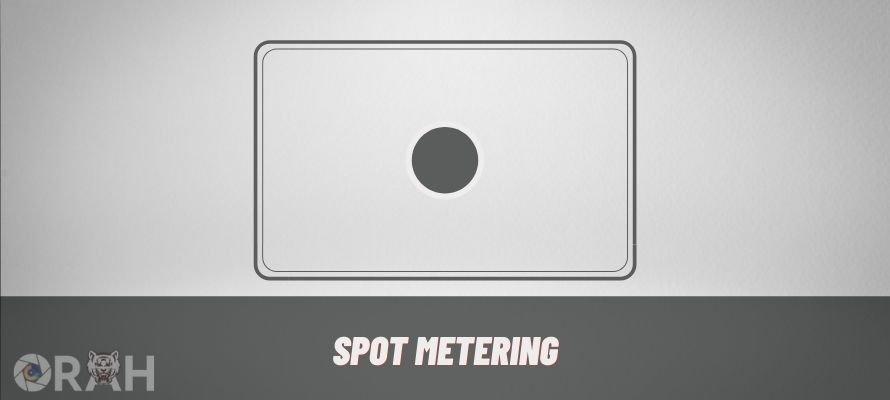 Image of Spot Metering Camera Technique