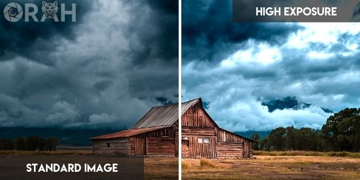 Difference of Standard Vs Exposure Effects