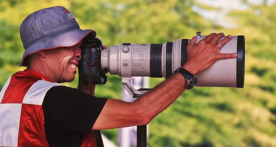 Image of Telephoto Lens