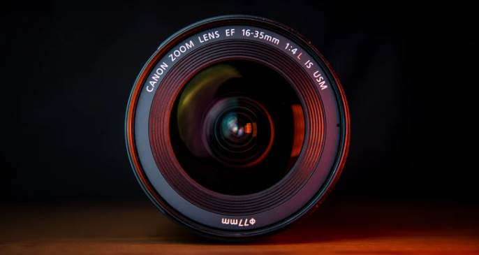 image of Canon Zoom Lens