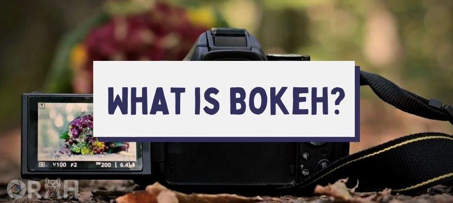 what is a bokeh
